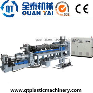 HDPE Flakes Recycling Machine Pelletzing Line pictures & photos