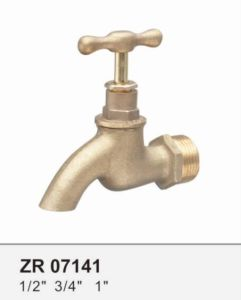 Zr07141 Lavatory Faucet Basin Brass Taps pictures & photos