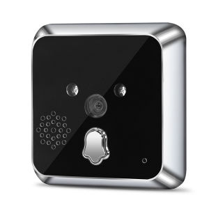 Hot Selling Wireless Video Doorphone with Door Bell pictures & photos