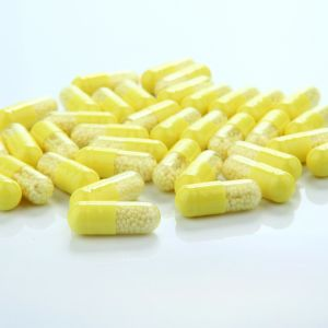 Zinc Citrate and Vitamin a Sustained-Release Capsules pictures & photos