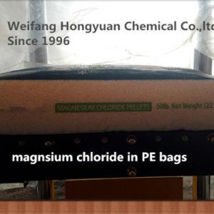 Magnesium Chloride Flakes/Prills pictures & photos