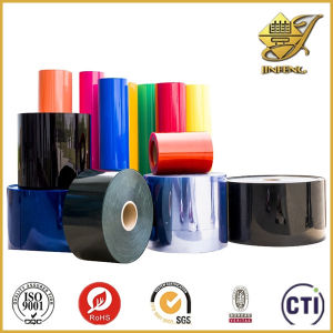 Pharmaceutical Rigid Colored and Clear PVC Film pictures & photos