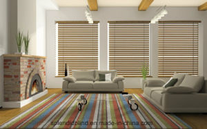 Basswood Windows Curtain Blinds Qualit Home Blinds pictures & photos