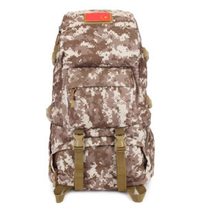 Outdoor Tactical Rucksack Trekking Military Camouflage Backpack (RS-LW885A) pictures & photos