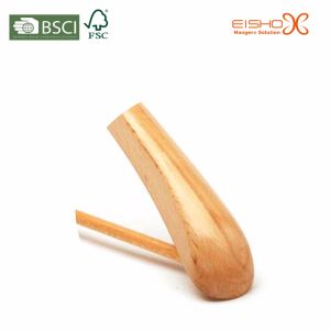 Wooden Suit Hanger with Wide Shoulder (MC042) pictures & photos