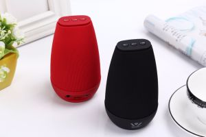 Daniu Brand 3W Wsa-8616 New Cloth Art HiFi Bluetooth Speaker Private Model Multifunctional Mini Speaker Desktop Speaker Send Now