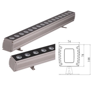 36W DMX512RGB LED Wall Washing High Power LED Wall Washer pictures & photos