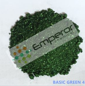 Basic Green Dye 4 Powder pictures & photos