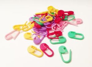 22mm Colorful Plastic Baby Safety Pin with High Quality pictures & photos