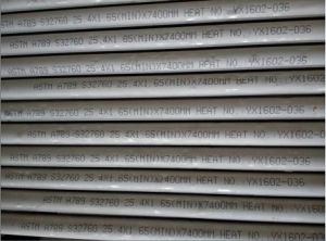 (Super) Duplex Steel Pipe/Tube (SAF2205/2507) pictures & photos