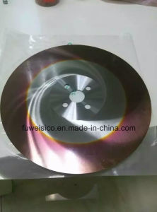 350X2.5X32mm HSS M2 Circular Saw Blade for Metal Tube Cutting. pictures & photos