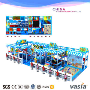 New Design Children Indoor Playground Equipment with Soft Ballvs1-160223-153A-33 pictures & photos