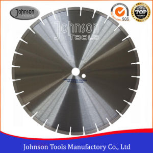 "16"" Precut Diamond Blade for Cutting Medium, Hard Reinforced Concrete pictures & photos"