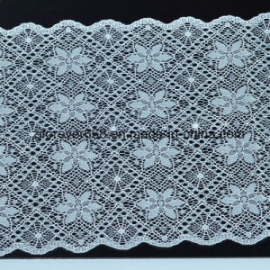 New Design 100%Polyester Material Type Chemical Lace pictures & photos