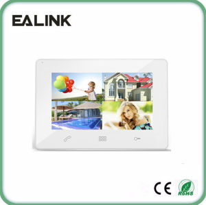 9 Inch CCTV Security Video Door Phone with Night Vision pictures & photos