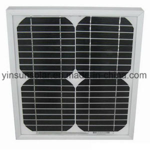 Factory Direct Sale 14W Solar Panel for Solar Power System pictures & photos