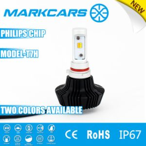 Markcars Two Colors LED Auto Lamp with Philips Chip pictures & photos
