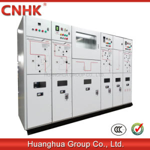 Hsiv Intelligent Compact Solid Insulated Electrical Switchgear pictures & photos