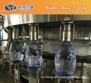 Zhangjiagang 10L Bottle Pure Water Filling Machinery pictures & photos
