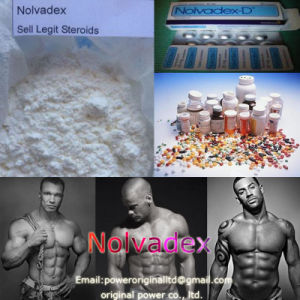 Tamoxife/Hot Sale Hormone Steroid Nolvadex Tamoxife Citrate pictures & photos