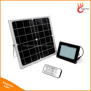 20W Solar LED Floodlight with Remote Control for Garden Lawn pictures & photos