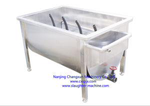 Worktable Used for Poultry Processing