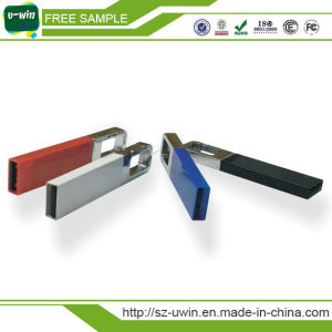 Popular Metal Swivel USB Flash Drive Pen Drive pictures & photos