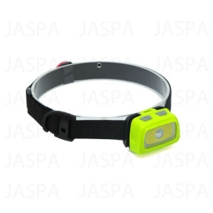 New Bright 3W White LED + 3in1 Colorful COB LED Headlamp (21-2PX803) pictures & photos