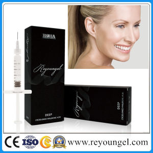 Sodium Hyaluronate Acid Dermal Filler Injection Deep 2.0ml pictures & photos