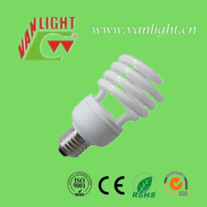 Half Spiral Shape Series CFL Lamps Fluorescent Lamp (VLC-HS-42W) pictures & photos