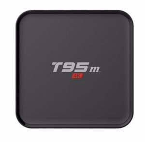 New Arrvial T95m S905 Android TV Box Quad Core Amlogic pictures & photos