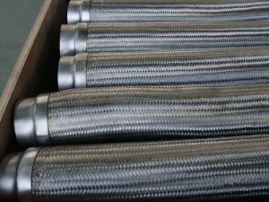 Corrugated Braided Flexible Metal Hose pictures & photos