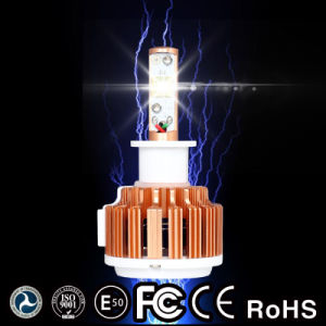 Auto Parts CREE Chip 30W V16 H3 Car LED Headlight pictures & photos