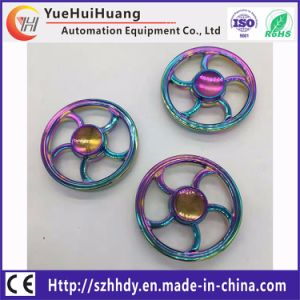 2017 Good Design Wholesale Super Quality 3D Metal Fiddget Spinner pictures & photos