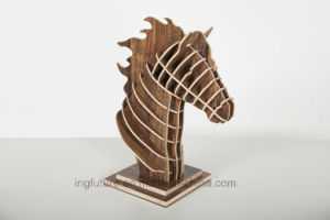 Modern DIY Furniture Horse′s Head Furnishings Arts pictures & photos
