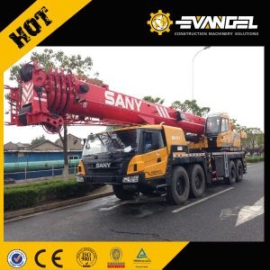 Sany 75ton Used Hydraulic Pickup Truck Crane Stc750A pictures & photos