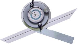 Measuring Tool Dial Universal Bevel Protractor pictures & photos