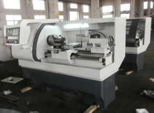 Ck6140 Precision CNC Turning Lathe pictures & photos