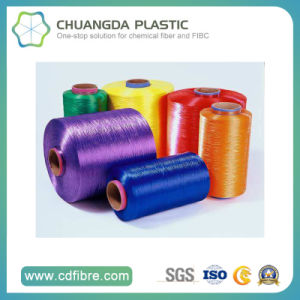100% Textile Dyed Aty PP Yarn for Cable Filling pictures & photos