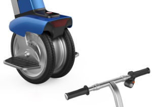 One Wheel Electric Balance Scooter with Handbar pictures & photos