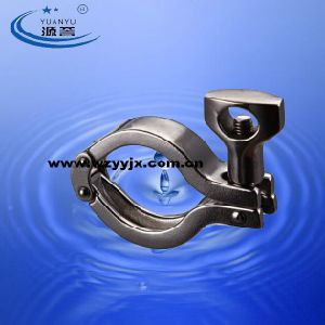 Stainless Steel Double Pin Clamp pictures & photos