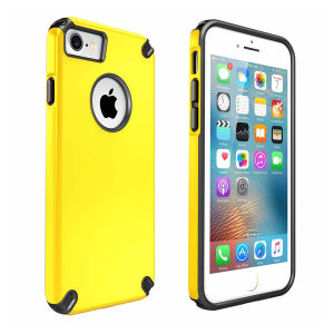 TPU Bumper with PC Back Anti Shock Cell Phone Case for iPhone 7/7 Plus pictures & photos
