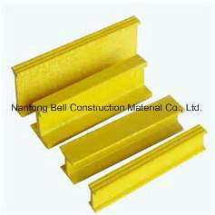 Structure Support Pultruded FRP Profiles, Fiberglass I Beam pictures & photos