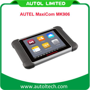 2017 New Arrival 100% Original Update Online Full Set Autel Maxicom Mk906 Same Function as Maxisys Ms906 pictures & photos