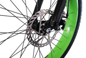 26*4.0 Fat Tire Electric Bike Beach Cruise E-Bike pictures & photos