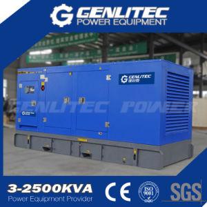 400kw 500kVA Yuchai Engine Canopy silent Diesel Generator pictures & photos