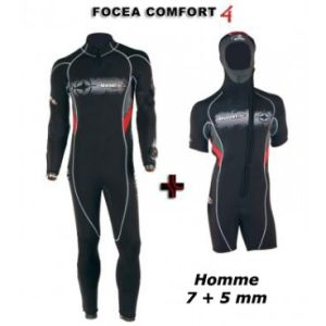 High Quality Heiwa Sheico Yamamoto Neoprene Camo Style Open Cell Freediving Spearfishing Wetsuit with Adhesive., 0
