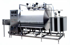 CIP Online Cleaning System Liquid Sterilizer for Food Industry pictures & photos