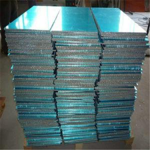 Mill Finish Aluminium Honeycomb Panel for Stone Table Badeboard (HR50)