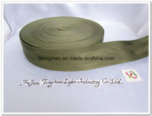 2.5cm Nylon Webbing for All Kinds of Bags pictures & photos